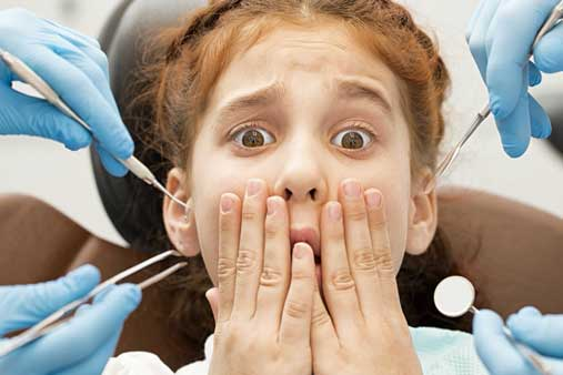 Pediatric Dental Anxiety